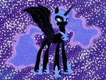 I'm Nightmare Moon by smileprettycure