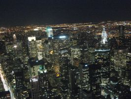 new york above 42th by VIRGILE3MBRUNOZZI