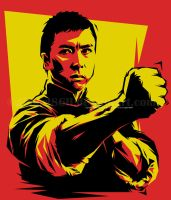 IP man by gilbert86II
