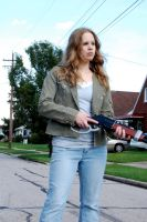 Supernatural Cosplay: Jo Harvelle by LadyofRohan87