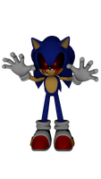 Sonic Exe   Fear Me  By Super Fox Layer100-d6k by shadowbane2009