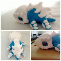 Liupleton pokedoll by LRK-Creations
