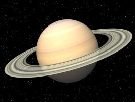 Saturn by TerraZona