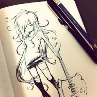oh marceline cant you see youve become apart of me by Babyoreocake