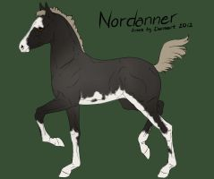 Nordy Design- 1 by SweetStreamStables