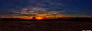 HDR - Sundown Pano by Khaosprinz