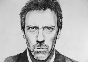 Gregory House by modezta