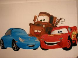 Cars by Roozke112