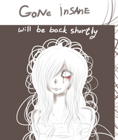 will be back shortly by AnNeKMP
