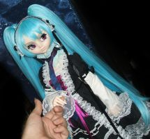 Vocaloid Miku - Lolita Ver. by Mechanic-Star