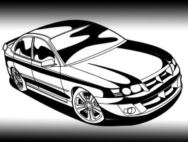 black and white hsv numba1 by vnsupreme