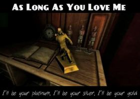 Stephano : Love Him! by fictionaloutcomes
