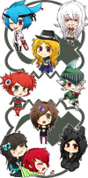 Chibi Line by DrawKill