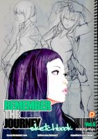 REMEMBERtheJOURNEY Sketchbook Vol.6+PSD+Video $5+ by kasai