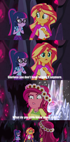 Because Sometimes an Idea Just Pops Into Your Head by Pony4Koma