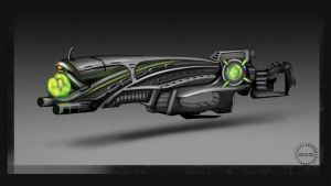 2070 Creature Gun by GDSWorld