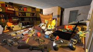 (SFM)This Is My Work Room by CipherHegehog064