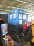 Doctor Who was here as well! by SpriteGirl