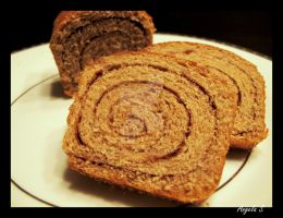 Cinnamon Swirl Bread - with recipe by AdmiralAngela