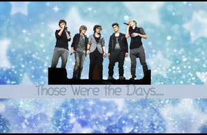 Those Were the Days Wallpaper by iluvlouis