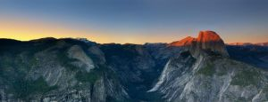 Glacier Point by coulombic