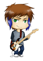 Chibi Matt by Abby-desu