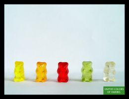 United Colors of Haribo by Muenzmann