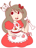 Bee and Puppycat by LandOfOpporunity