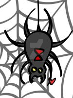Spider Caught Love by StableDaydreams