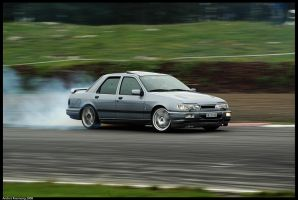 Ford Sierra Cosworth 4 by Kverna
