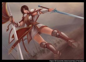 Valeria, Sword Fairy by Luches