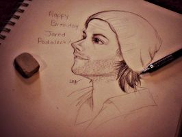 Happy Birthday, Jared Padalecki! by Lexi-Loo98