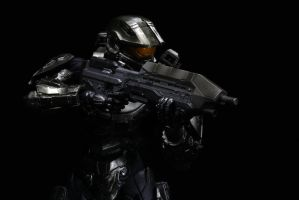PAK Master Chief - Halo 4 by Fire1138