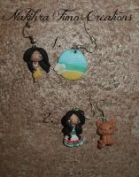Dolls from the world Polymer Clay by Nakihra