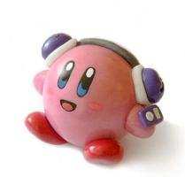 Ipod Kirby by vrlovecats