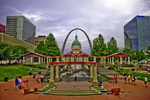 St Louis by Staticpictures