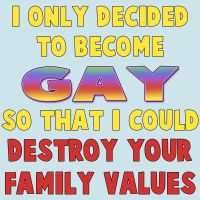 Family Values by ApocalyptopiaDesigns