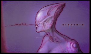 Kiss from a Biosynth by AOPaul