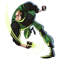 Project Rooftop: Green Lantern Redesign by splendidriver