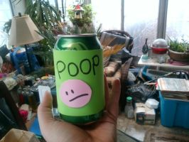 Poop Soda by Slurpythenobblefox