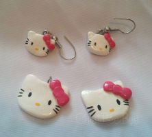 Hello Kitty Collection by ChibiBeeBee