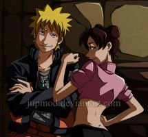 NaruTen: We're Cool, and We Know It! by JuPMod