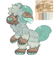 Wooly by pitbullie