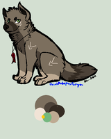 Tribal Wolf Auction (Open) by AvalaAdopts