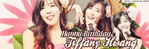 CoverZing HappyBirthday Tiffany#2 by Syaoran-Ngo