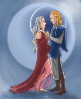LotR/S: By the Light of Telperion by Houkakyou
