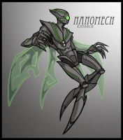 Nanomech by kjmarch