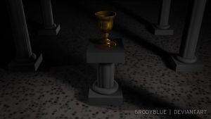 Mystery of the Chalice of the Pillars [Pers. One] by BrodyBlue