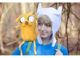 Adventure Time: Finn and Jake by Green-Makakas
