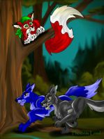 The Ancient Tree, SG-1, Part 4 by Phoenix-Lord